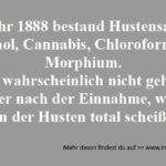Hustensaft 1888